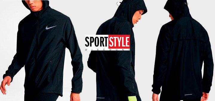 Межсезонная распродажа! Скидка 60 % на мужские ветровки Adidas, Nike, Reebok, Saucony.