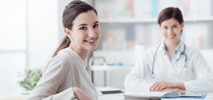 Урологическое обследование с УЗИ и анализами от медицинского центра «Мед Хилс»