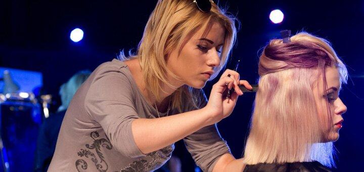 До 4 месяцев обучения по курсу «Парикмахер-универсал» от «International Beauty School»