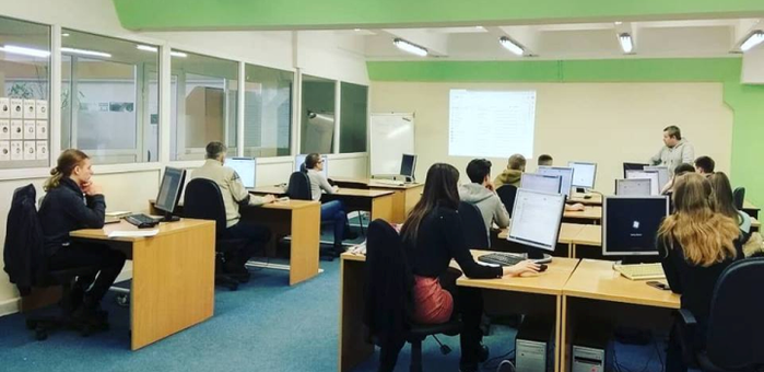 Курс теории и базовой практики «QA Core» в IT-школе «Telesens Academy»