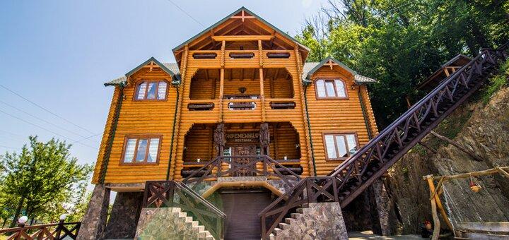 От 4 дней отдыха летом с питанием и посещением бассейна в отеле «Кременица» в Карпатах