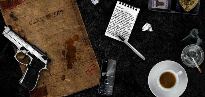 Посещение квест-комнаты «Дело о пропавшей учительнице» от «Detectiff»