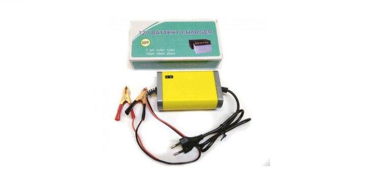 Зарядное устройство для аккумулятора мотоцикла со скидкой 10%