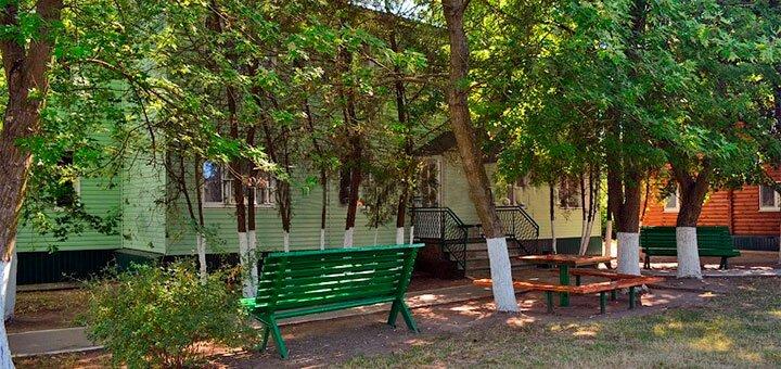 От 3 дней проживания в июне и сентябре на базе отдыха «Зеленый Эдем» в Железном Порту
