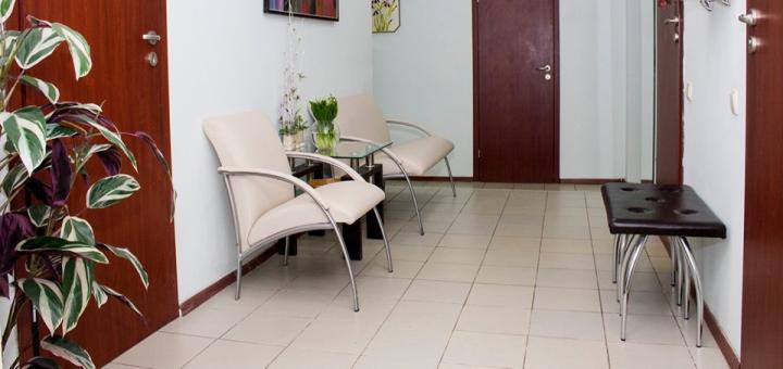 SPA-программа «Нирвана» в кабинете массажных SPA-процедур