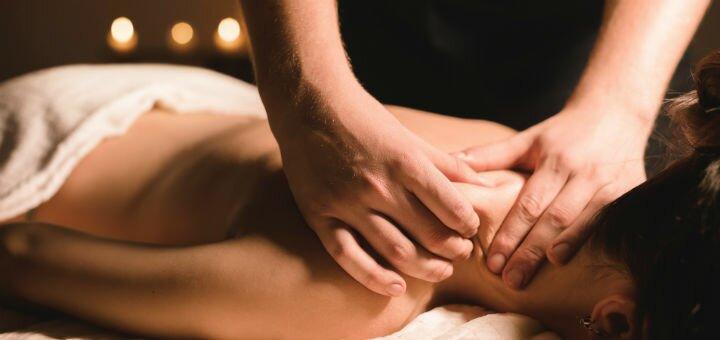До 7 сеансов лечебного массажа спины или шейно-воротниковой зоны в «F.pro»