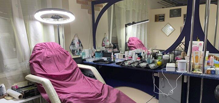 До 5 сеансов моделирования бровей с окрашиванием ресниц от мастера-бровиста Ксении Шутка