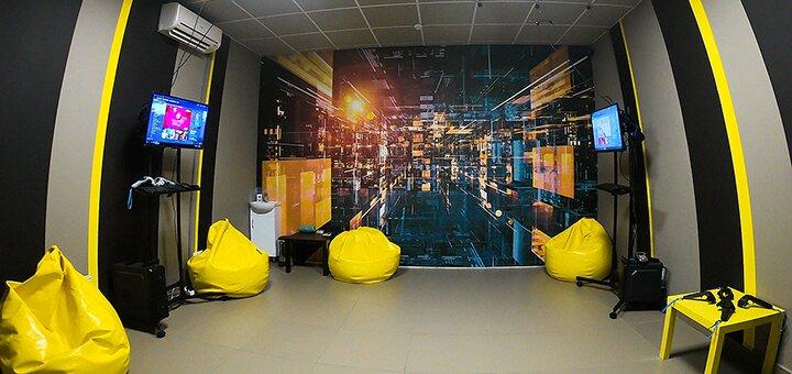 Скидка 50% на игры в клубе виртуальной реальности «VR Place»