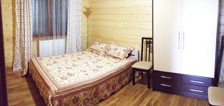 От 2 дней отдыха в июле и августе для большой компании в «Villa Leo» в Грибовке