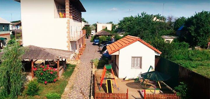 От 3 дней отдыха в сентябре в пансионате «Гавана» в Железном Порту