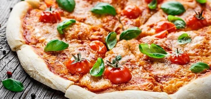 Скидка 50% на всю пиццу, пасту, бургеры, десерты в итальянской траттории «Джузеппе» на Победе