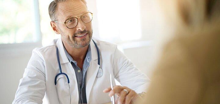 Комплексное обследование у ортопеда-травматолога с УЗИ в медицинском центре «Лель и Лада»