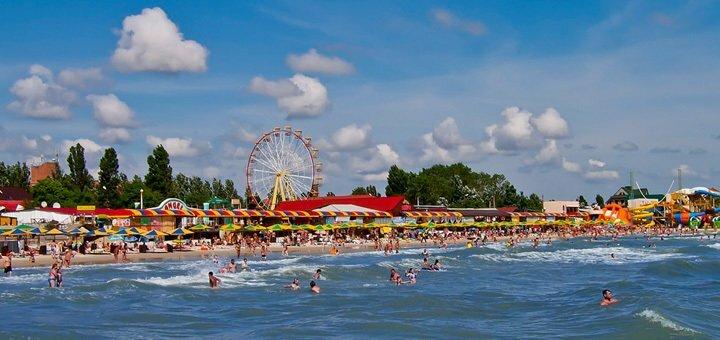 От 3 дней отдыха в бархатный сезон в «Villa Selki» в Железном Порту на Черном море
