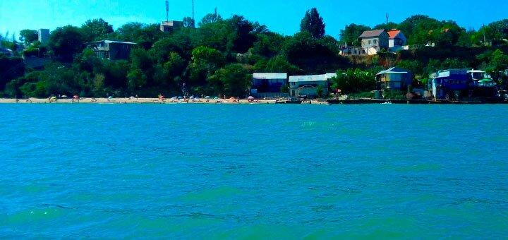 От 4 дней отдыха в пансионате «Борей» на первой линии от моря в Черноморке под Одессой