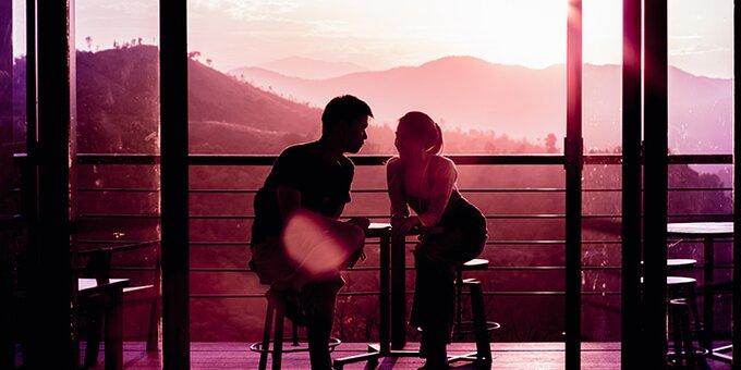 Скидка 15% на романтический ужин в ресторане с панорамным видом от организатора «Альтечо»