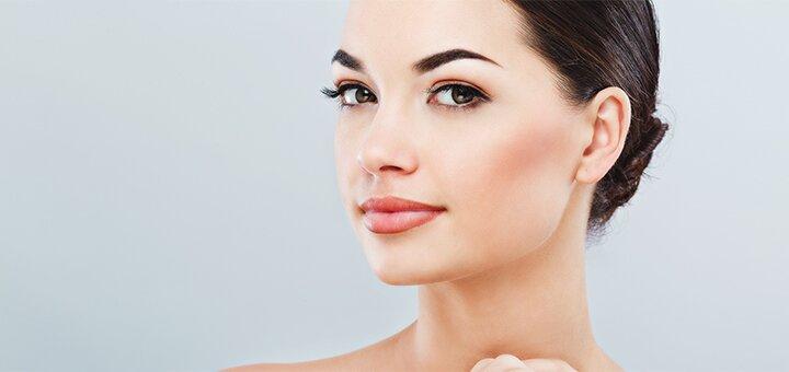 До 5 сеансов микротоковой терапиии лица и шеи с маской от косметолога Софии Деминой