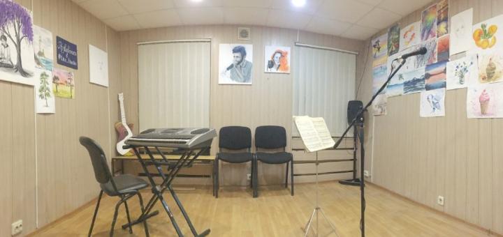 До 12 индивидуальных уроков по вокалу в доме музыки и творчества «Vivo Studio»