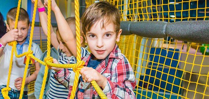 Входной билет для детей и взрослых в детский парк профессий «KidsWill» в любой день