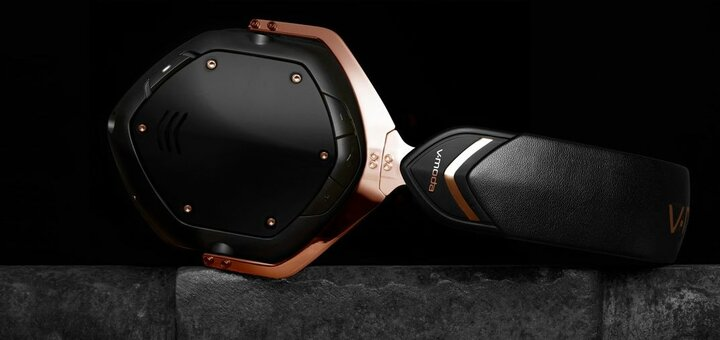 Скидка 7% на наушники V-Moda Crossfade II Wireless (Rose Gold) от «Intermuzika»