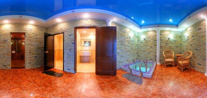 Отдых под Львовом! 3, 5, 7 или 9 дней отдыха для двоих или четверых в отеле «Grand Rezort»! Питание, сауна в стоимости!