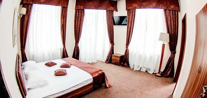 От 2 дней отдыха в августе в отеле «Victory Star» в самом центре Одессы