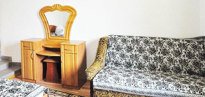 От 3 дней отдыха в августе в отеле «Верховина» в Славском