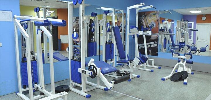 Месяц посещения фитнес-клуба «Fitness sport style» на Туполева 50/20