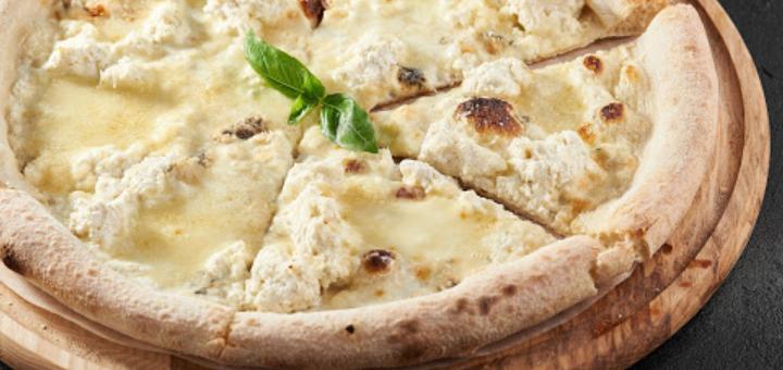 Знижка 50% на все меню піци з доставкою від «Mama Italiano»