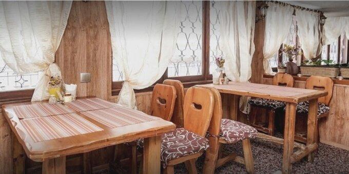 2 порции чахохбили в ресторане украинской и грузинской кухни «Куме Генацвале»