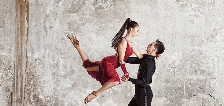 До 8 занятий по любым направлениям в студии танца «Жизнь Бальника»