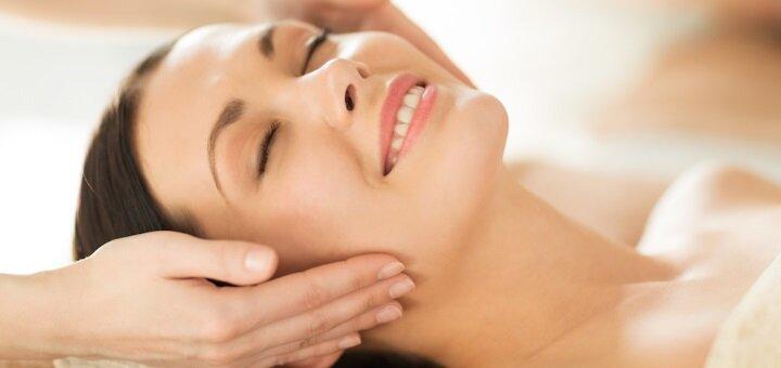 Скидка до 78% на массаж лица с гиалуроновым уходом от косметолога Елены Костылецкой