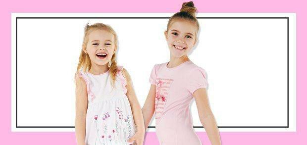 Cкидка до 30% на одежду для девочек от «Smil»