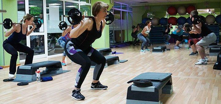 1 месяц посещения спортивного клуба «Sport & Spa» на Петровке
