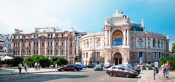 От 2 дней отдыха осенью и зимой в отеле «Терра 7+» в самом центре Одессы