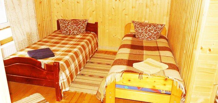 От 4 дней отдыха на Новый год в гостинично-ресторанном комплексе «Беркут. Перевал» в Яблунице