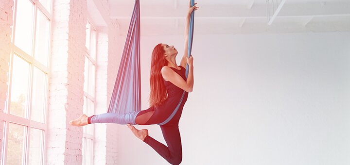 Скидка до 60% занятия pole dance для детей и взрослых в студии «Леди Данс»