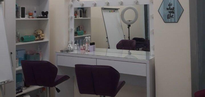 Долговременная укладка, моделирование и окрашивание бровей в студии «Katrin Beauty studio»