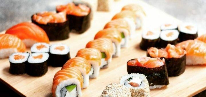 Cкидка 50% на все меню кухни с доставкой или самовывозом от «ilikeSushi»