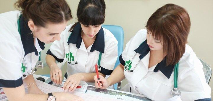 Консультация семейного врача и дополнительные обследования в «Амбулаторії сімейного лікаря»