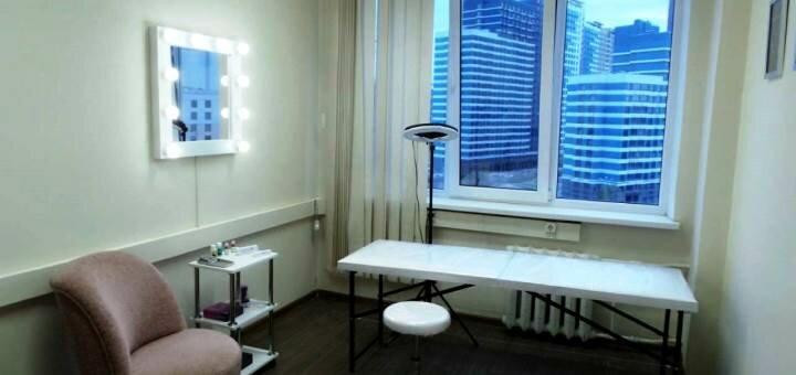 Перманентный макияж межресничного пространства в студии красоты «Elite Permanent»