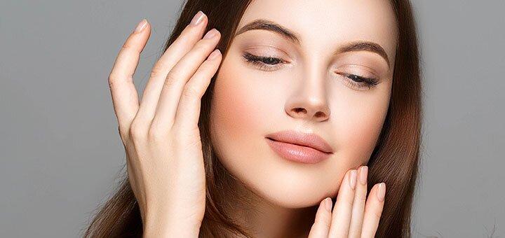 1 сеанс травяного пилинга лица от косметолога Людмилы Горшковой