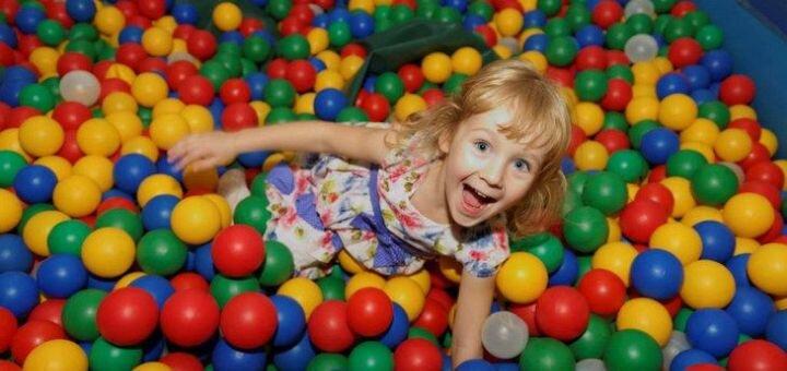 Скидка 50% на посещение игровой площадки для детей в развлекательном центре «Multi Boom»
