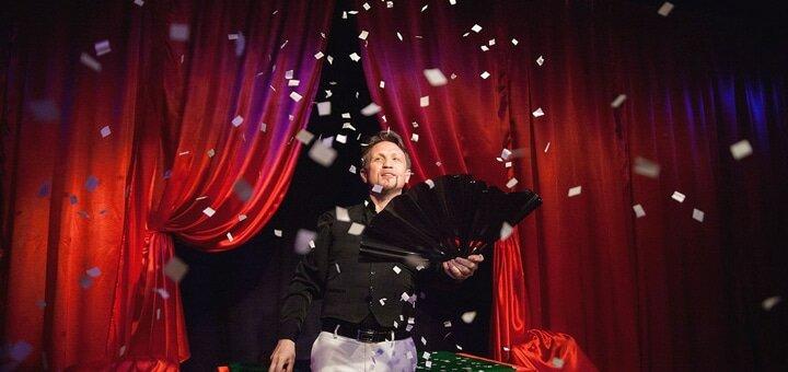 2 билета на спектакль «Зайцы повсюду» от театра магии «Стрекоза»