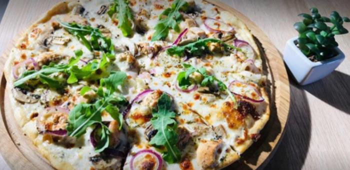 Cкидка 50% на все меню кухни в пиццерии «PizzaFood»