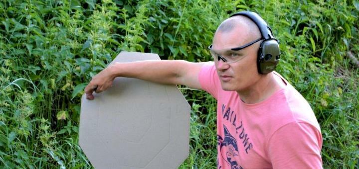 Ознакомительный курс по стрельбе с огнестрельного оружия в клубе «Muller Arms»