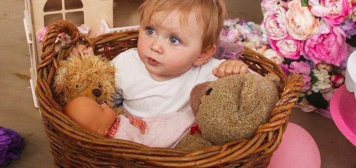 Детская или семейная фотосессия в студии или на природ от «Maseyka Photo»