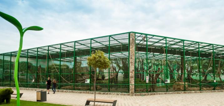 Билет на посещение современного зоопарка «Биопарк»