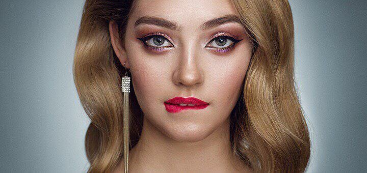 Профессиональный макияж, укладка и прическа от студии красоты «Natalia Iten Beauty Studio»