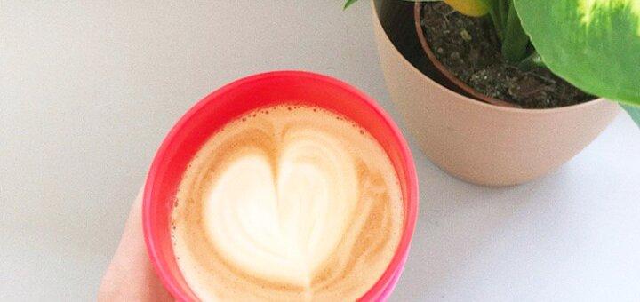 Скидка 50% на все меню в кафе «Coffeeok»