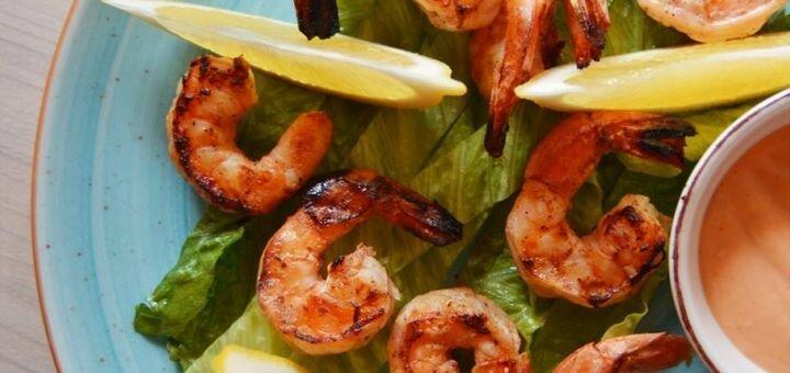 Скидка 50% на все меню кухни и кальяны в ресторане «Хорошее место»